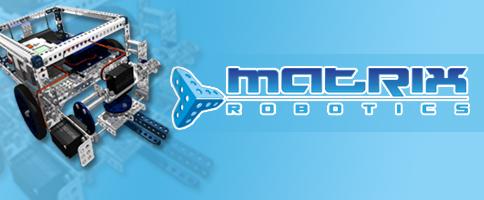 乐高教育MATRIX金属机器人