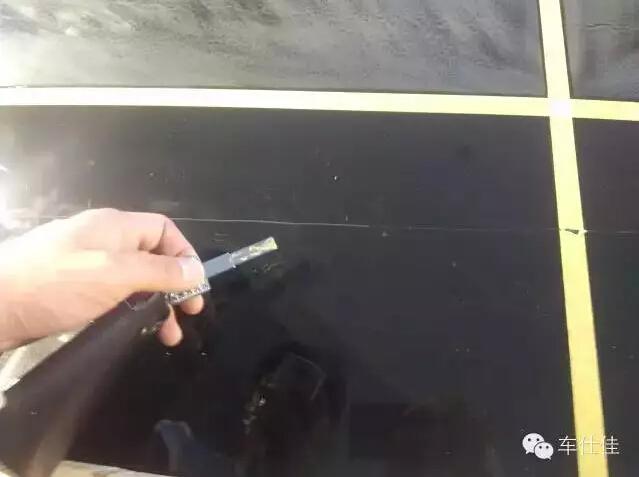 用实验来告诉你传统的汽车漆面镀膜镀晶即将被淘汰_6