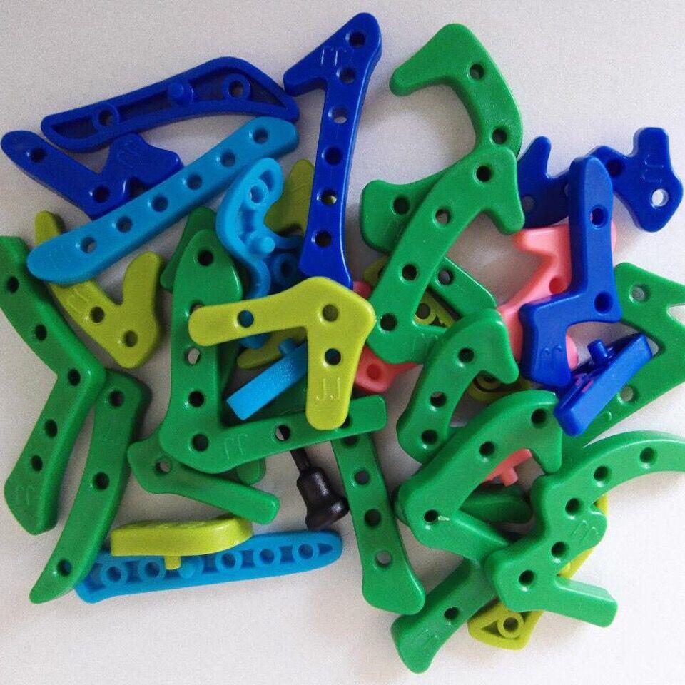 加加汉字拼插笔画儿童益智玩具新品空白市场全国招商 区域保护_1