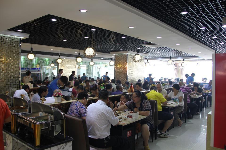 百万投资千万回报成都汉瑞斯韩式海鲜烤肉自助餐厅_5
