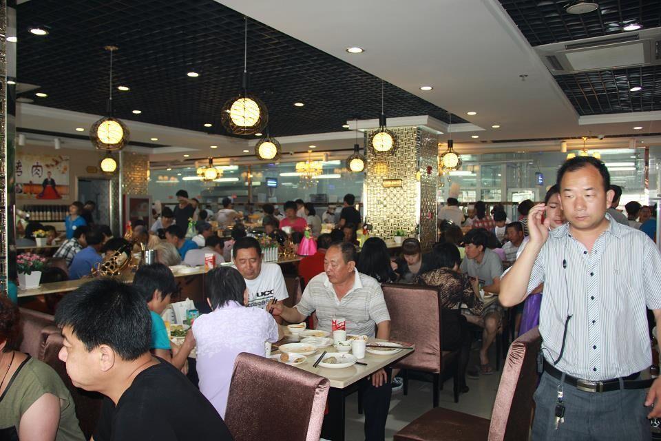 百万投资千万回报成都汉瑞斯韩式海鲜烤肉自助餐厅_6