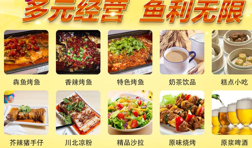 犇鱼烤鱼加盟连锁全国招商,烤鱼加盟店排行品牌_5