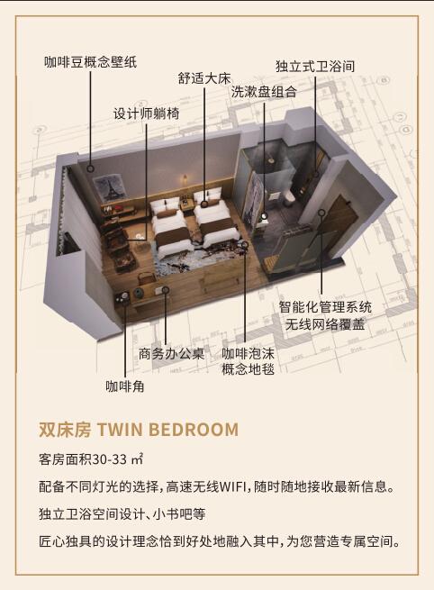 喆啡酒店招商加盟(西南区域)_9
