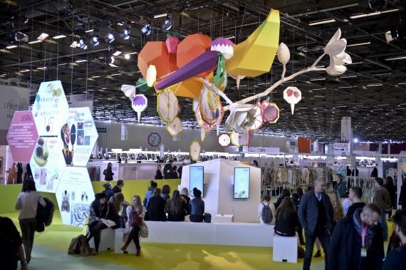2018-2019年巴黎(法国)时尚服装展展APP+TEXWORLD_1