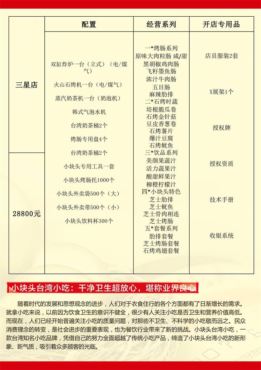 小块头台湾秘汁烤肠加盟连锁_8