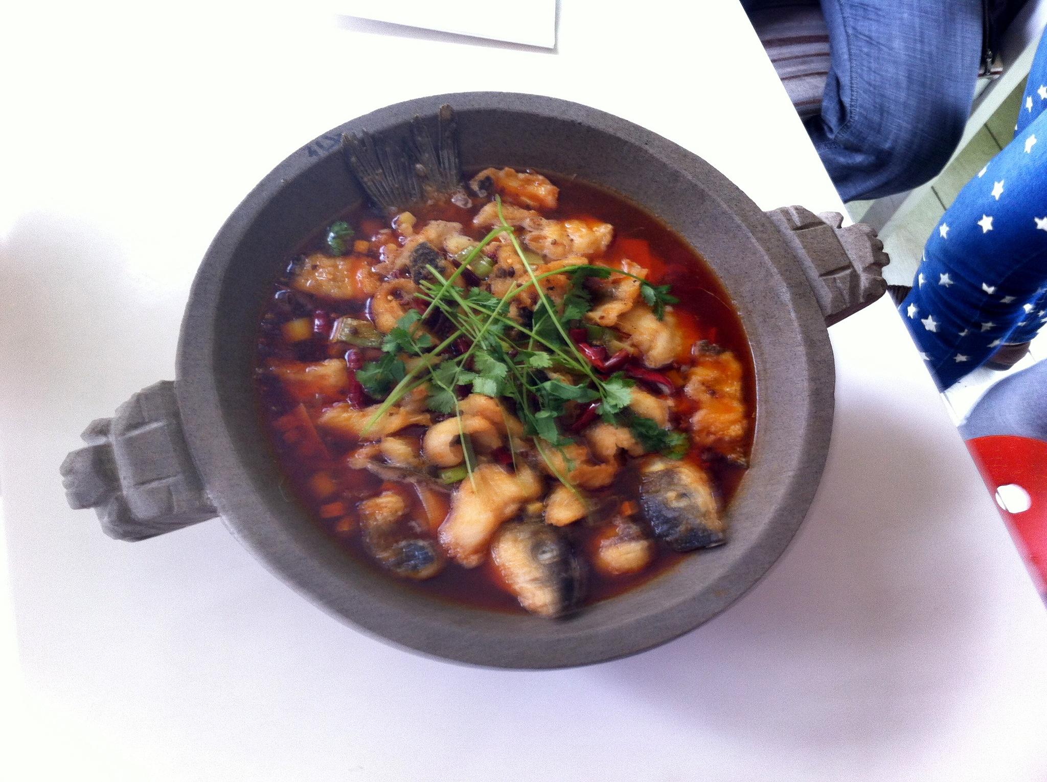 石锅鱼学习_石锅鱼专业加盟培训班-怎么做石锅鱼才好吃