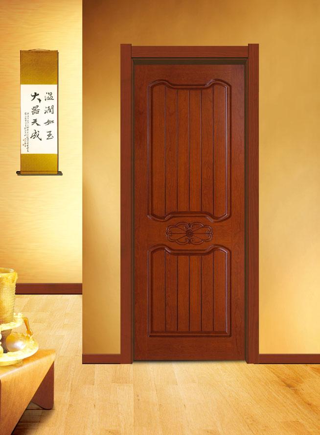 双虎木门新派贵族系列产品