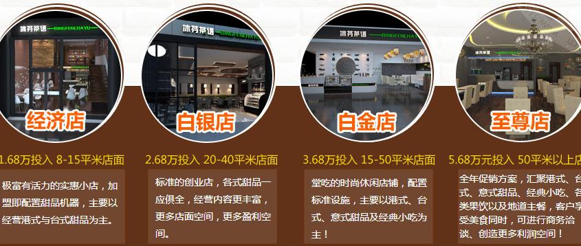 冰芬茶语加盟费用,冰芬茶语港式甜品加盟店,冰芬茶语招商加盟条件_5