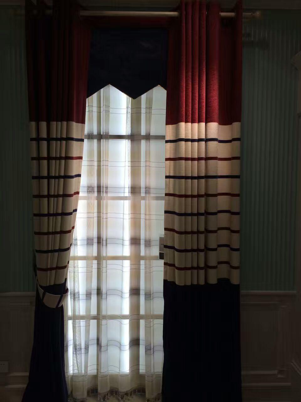 殊不知窗帘布艺的色调有讲究_3