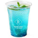 蓝色气泡冻