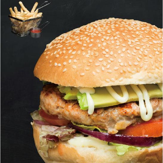 胖子汉堡系列、手工披萨