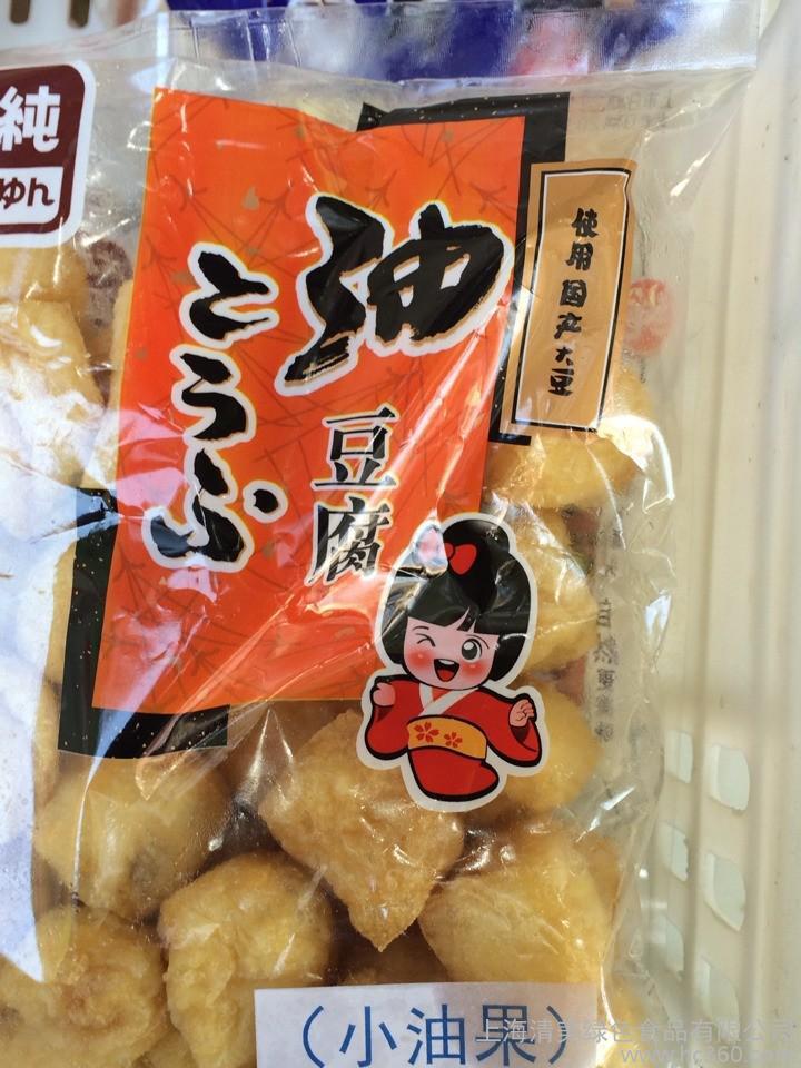 清美 六源纯油豆腐