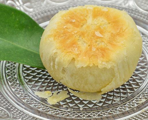 潮汕绿豆饼休闲食品