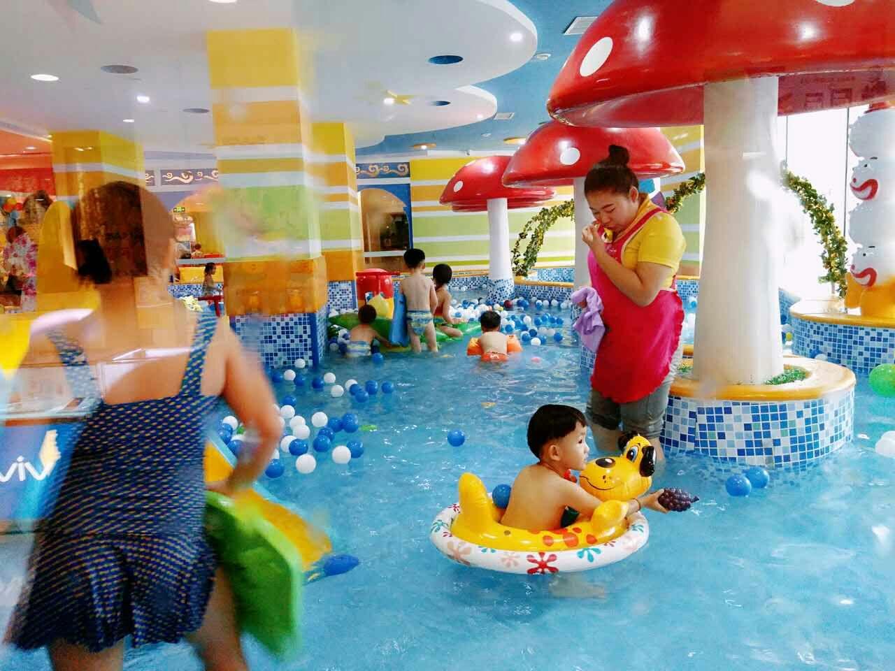 哈泊妮婴儿游泳馆加盟儿童水上乐园加盟(费用、电话)_2