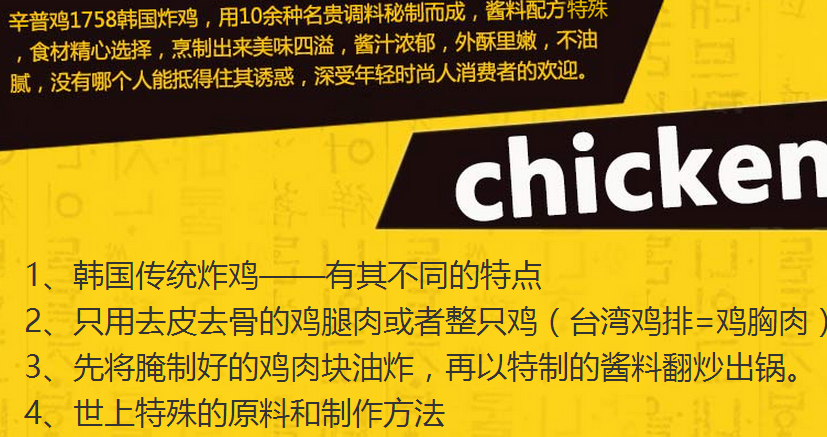 辛普鸡1758韩国炸鸡投资分析_1