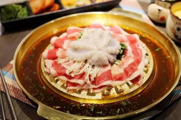 韩国章鱼水煎肉水煎汁配方及加盟