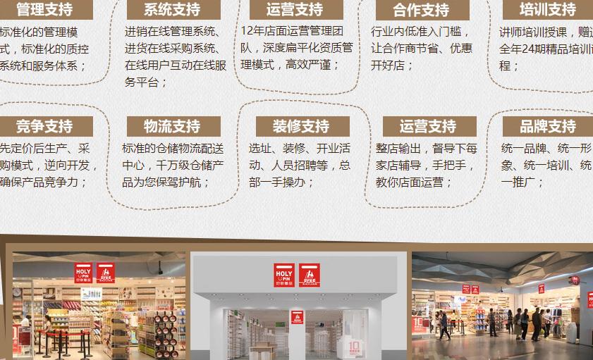 十元百货店好联优品生活馆加盟连锁,好联优品加盟费是多少_5