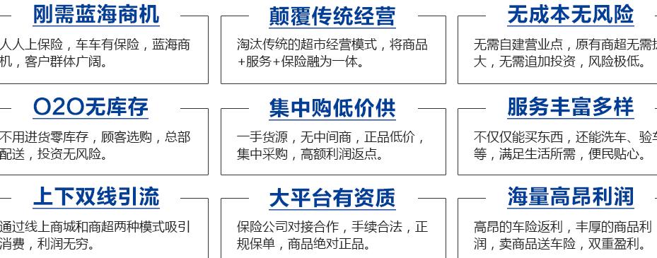 保联优品车险超市加盟,保联优品车险超市加盟条件_7