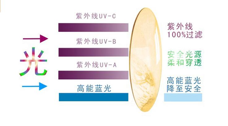 仙迪罗拉防光害辐射眼镜CD016_9