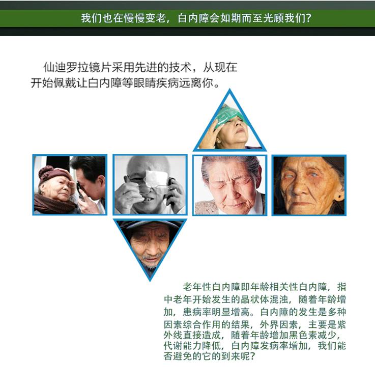 仙迪罗拉防光害辐射眼镜CD016_13