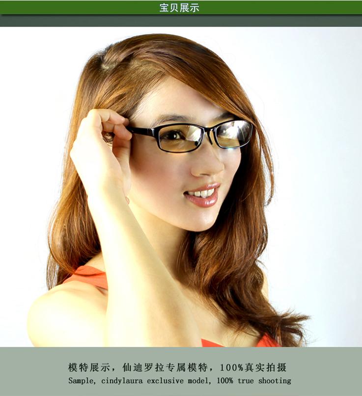 仙迪罗拉防光害辐射眼镜CD016_17