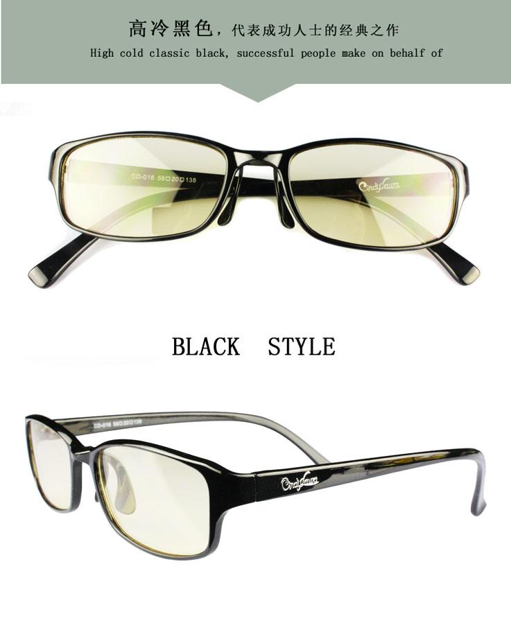 仙迪罗拉防光害辐射眼镜CD016_18