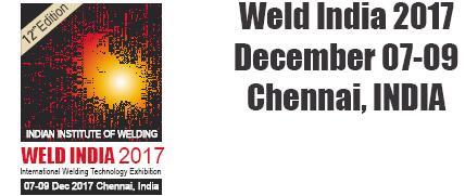 2017年第12届印度国际金属成型,切割和焊接技术展_1