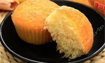 臺灣黃金拔絲蛋糕
