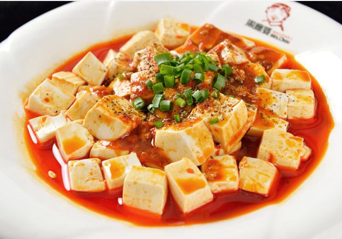 [麻婆豆腐]——天府之国的珍宝