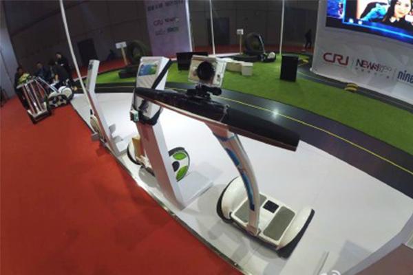 2018中国新能源汽车展览会2017_1