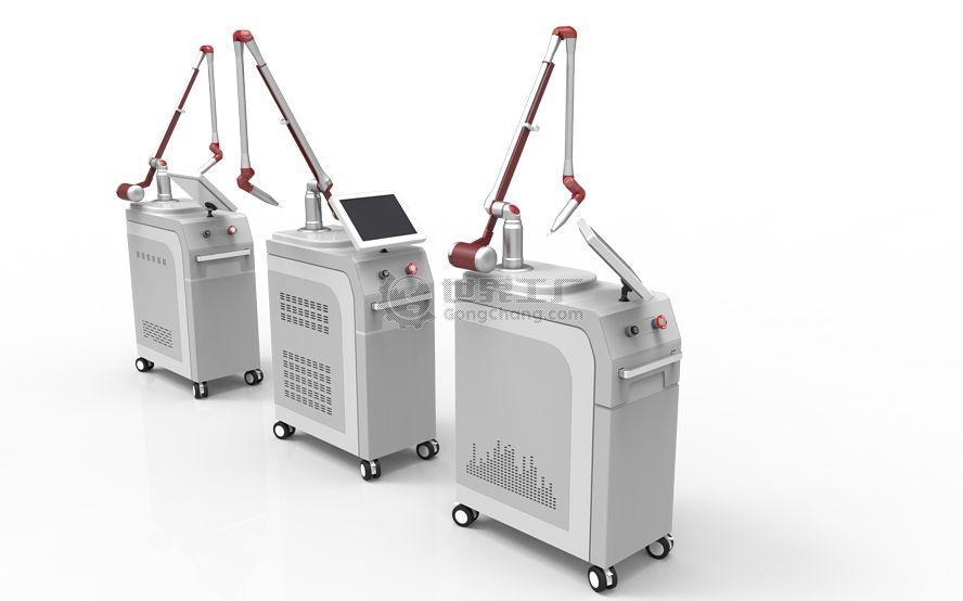 恒达皮秒激光生产厂家 皮秒镭射祛斑机专卖 皮秒激光大全