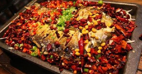 楚留香炭火烤鱼