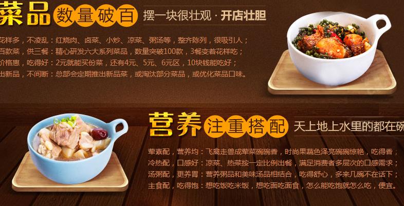 张吉记小碗菜投资分析_1
