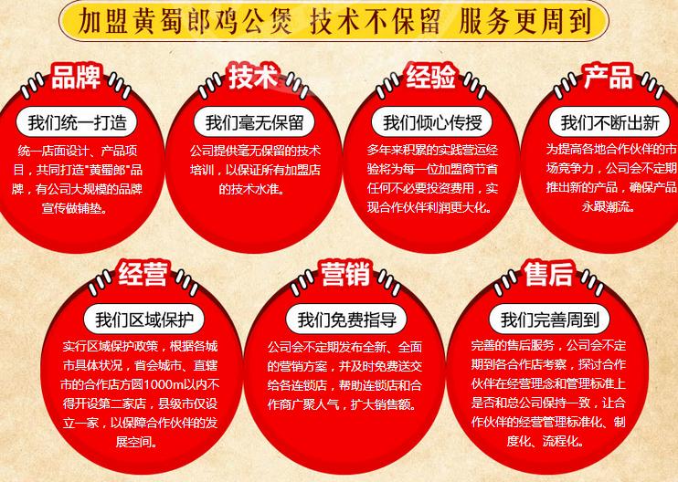 黄蜀郎重庆鸡公煲加盟优势_1