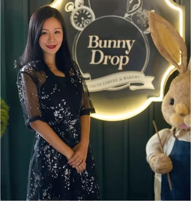 三年,1096个日夜,BunnyDrop白兔糖咖餐的精品进击之道(图)_2