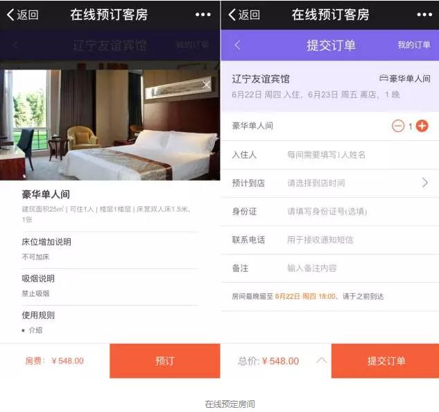 传统酒店,如何通过互联网招揽客流!_3