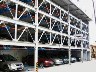 升降横移类车库、机械式立体车库、立体停车场、立体车库