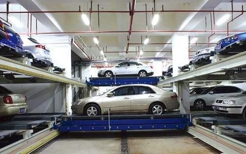 平面移动类车库、机械式立体车库、立体停车场、立体车库