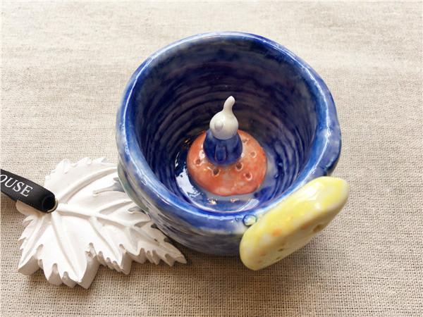 手工项目-创意的陶瓷作品