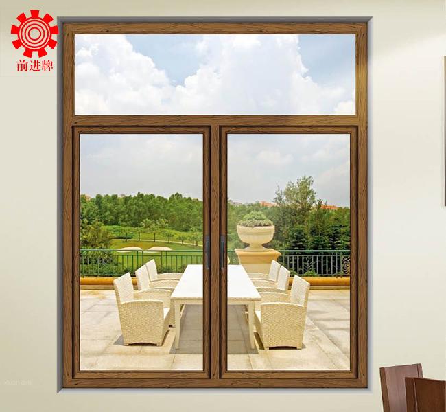 铝合金门窗加盟就选前进铝材_中国铝材_2