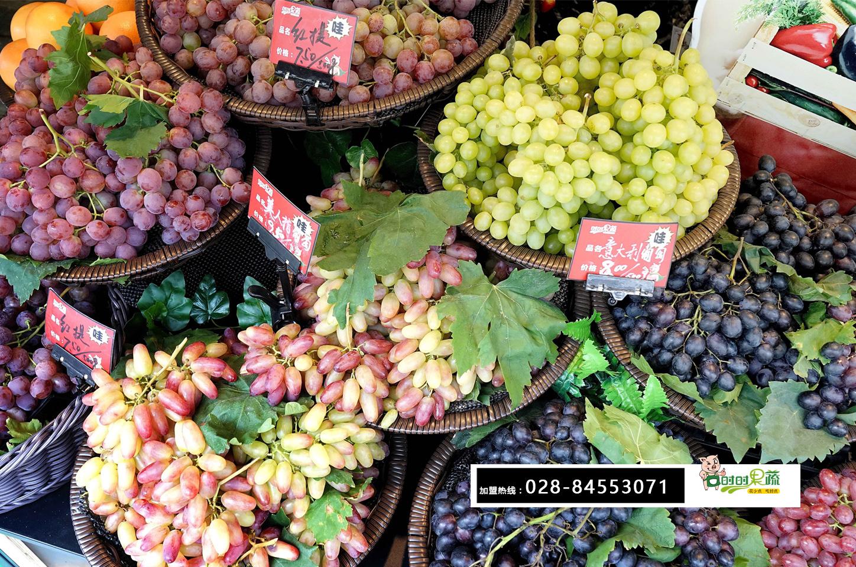 时时果蔬葡萄