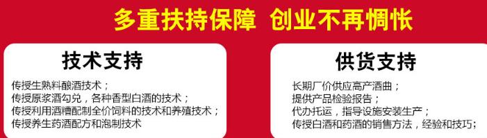 湘麦醇酿酒设备加盟代理_湘麦醇酿酒技术加盟条件费用_3