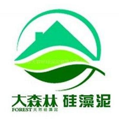 大森林硅藻泥壁材