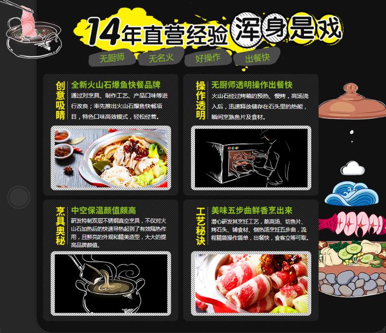 火山石爆鱼加盟-特色鱼快餐店加盟连锁_4
