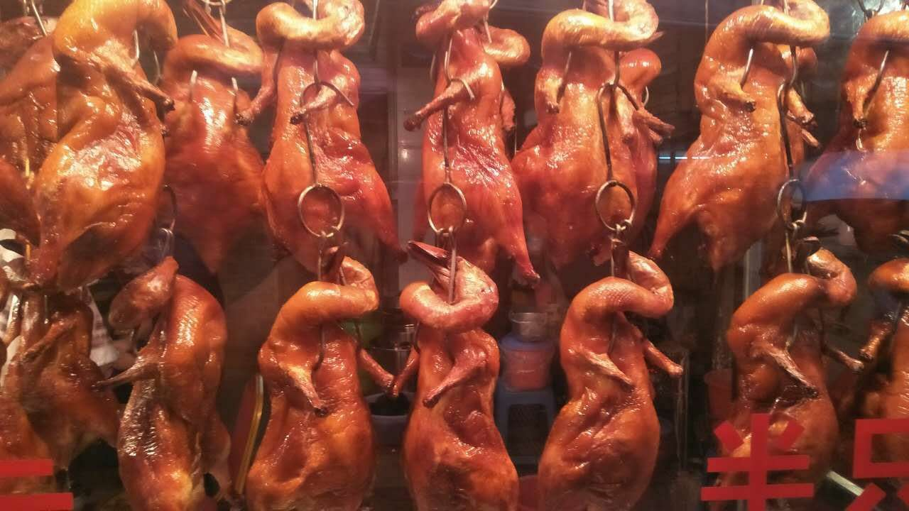 传授正宗北京果木烤鸭技术@@@果木烤鸭加盟