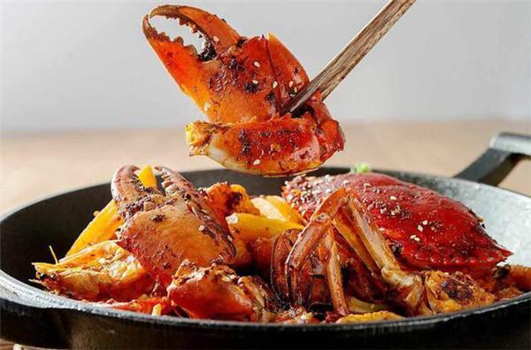 蟹密螃蟹主题餐厅加盟_4