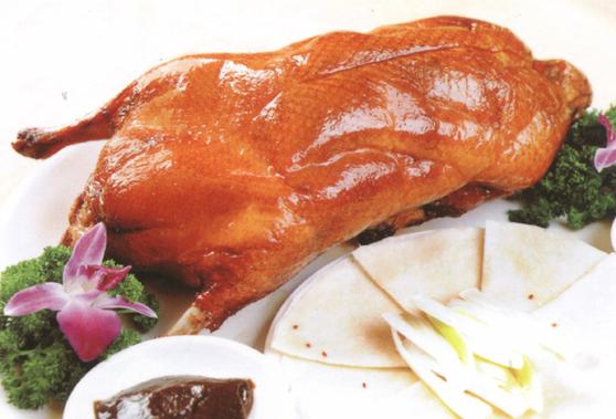 正宗果木烤鸭加盟vvv北京果木烤鸭技术培训