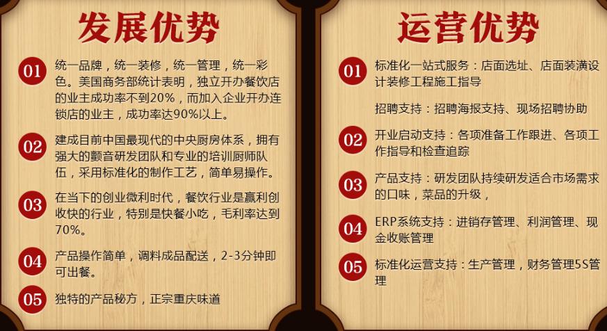 欢辣季重庆小面加盟_5