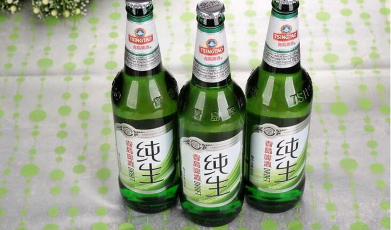 青岛纯生啤酒加盟_2