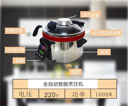 邦家博士智能烹饪机经销代理_2